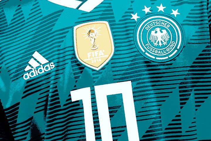 Germany, away, World Cup, Russia, adidas