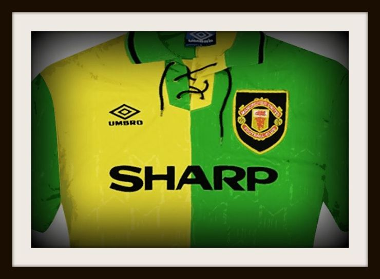 Newton Heath, Manchester United, Umbro