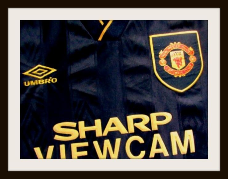 Manchester United, Black, Viewcam