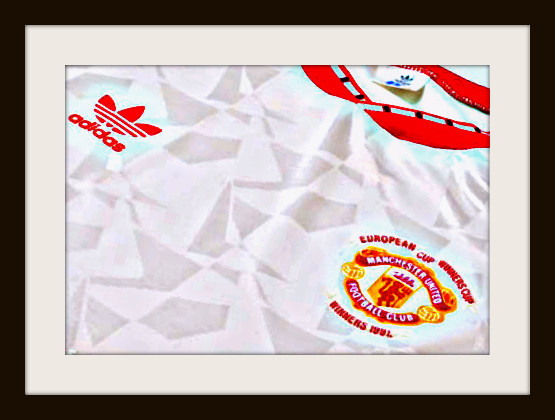 Manchester United, 1991, Cup Winners Cup Final, Kit,