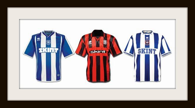 Brighton, Skint, Football Shirts, Home, Away