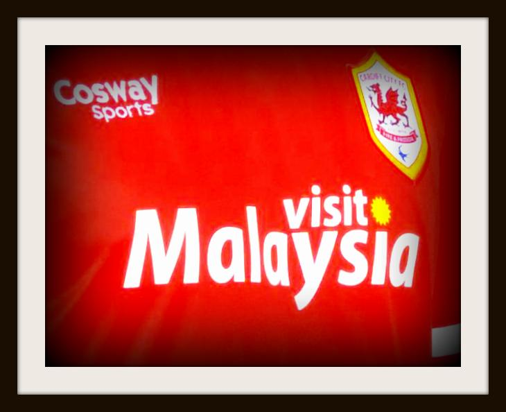 Cardiff City, Red, Home, Cosway Sports