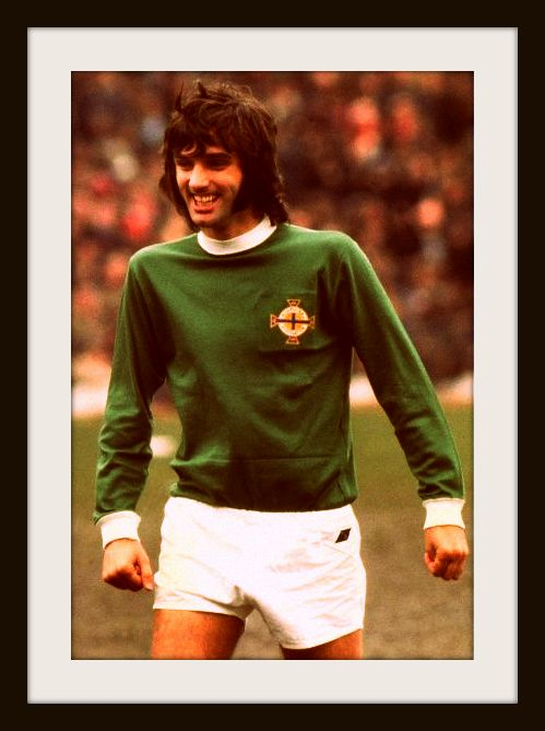 George Best, Northern Ireland, classic