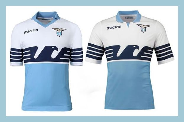Lazio, 2015/16, 2018/19, Macron, Home, Kit, Shirt