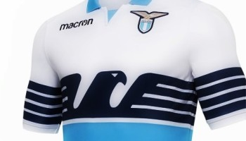 Lazio, Eagle, shirt, 2018/19, Macron