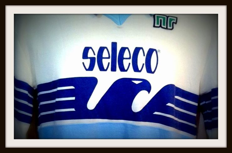 Lazio, Enerre, NR, Eagle, 1982/83, Kit