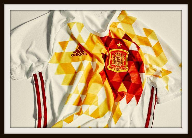 Spain, Euro 2016, away, kit, adidas