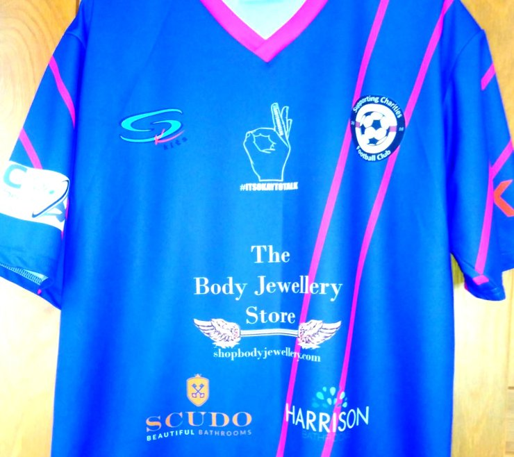 Supporting Charities FC