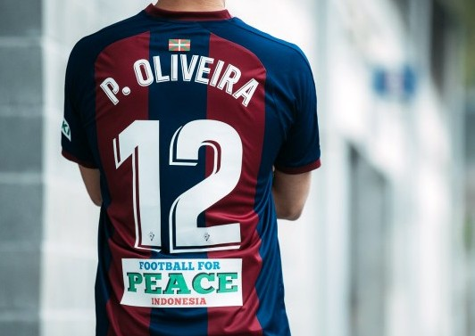 SD Eibar, Football for Peace