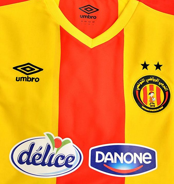 Esperance s red and yellow striped shirts will now require the addition of  a 3rd star above the club s badge. 5ab2d213b