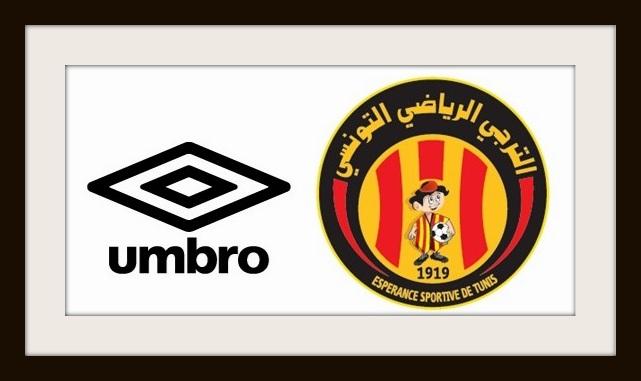 Esperance de Tunis, Umbro, Esperance, CAF Champions League