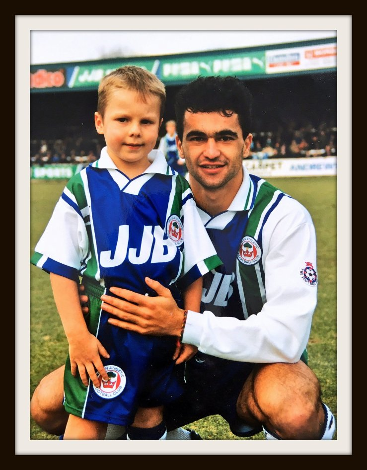 Wigan, David Sharpe, Roberto Martinez