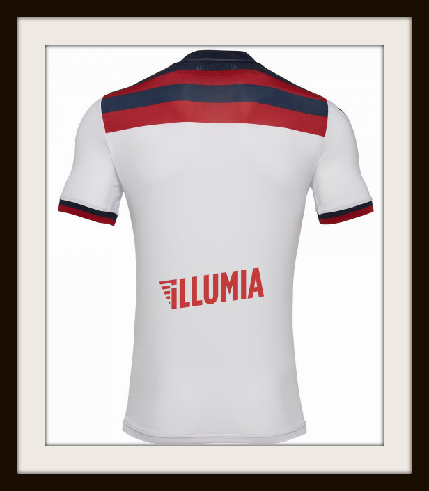 Bologna, away, kit, 2018/19
