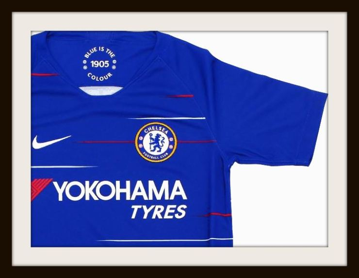 Chelsea, Nike, Kit, Europa League, 2018-19