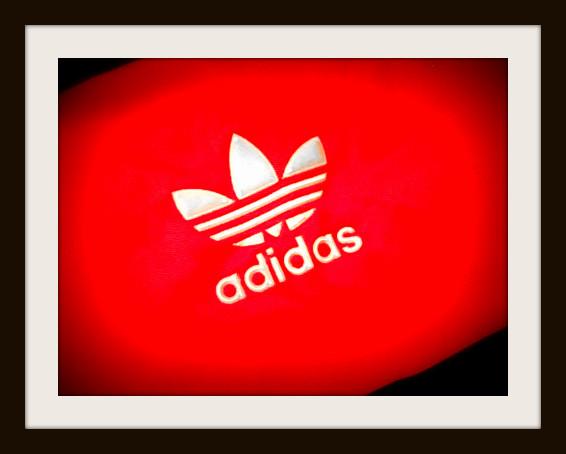 Adidas, red, flamengo