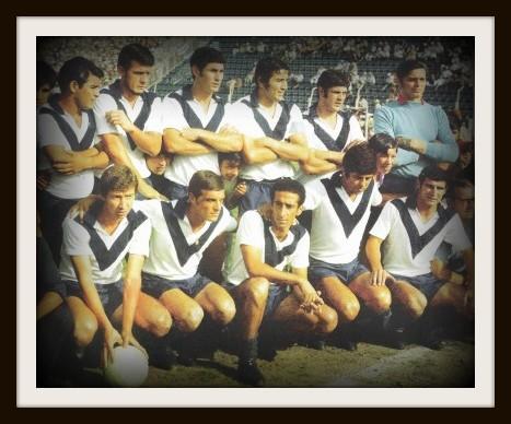 Velez Sarsfield, 1968, Argentine Champions