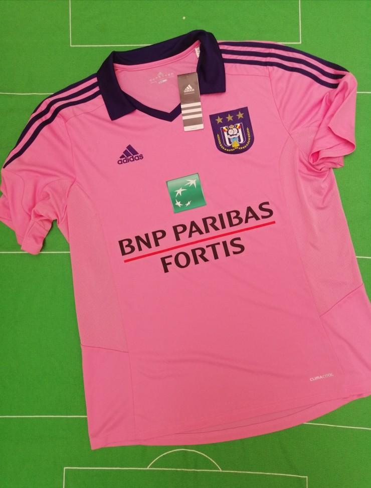 Anderlecht, RCSA, 2014-15, Away, Adidas