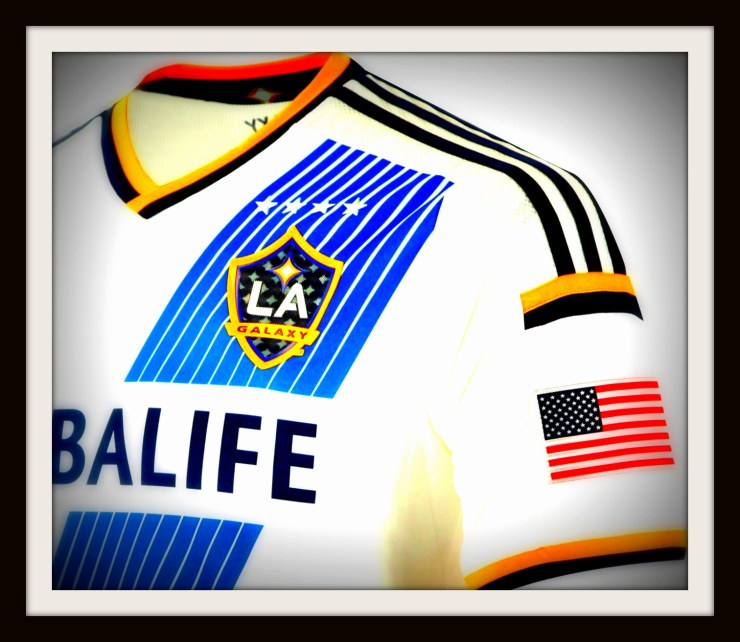 LA Galaxy, 2014, sash, kit