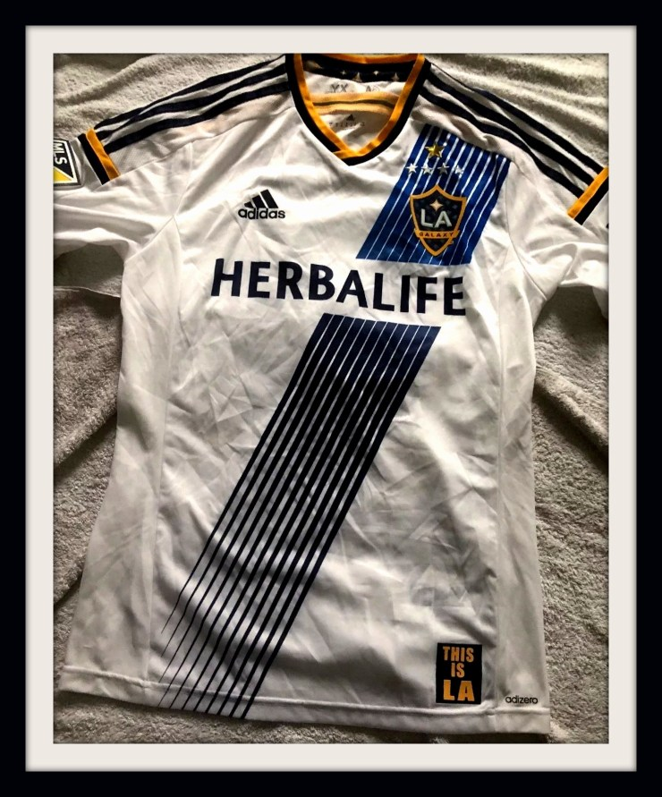 LA Galaxy, 2014, MLS Cup, Adidas, Kit, Sash