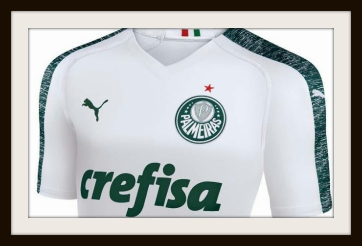Puma, 2018-19, Palmeiras, away, kit