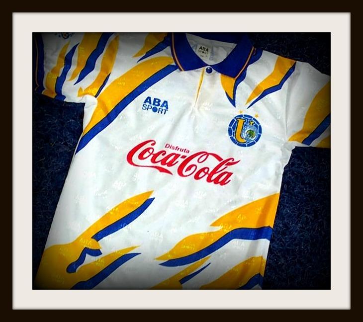 Tigres UANL, ABA Sports, 1995-96, Retro