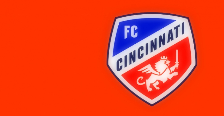 FC Cincinnati's badge