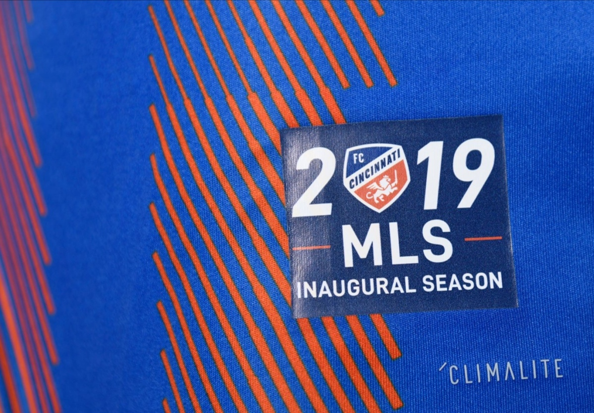 First Threads: FC Cincinnati Reveal MLS Kits