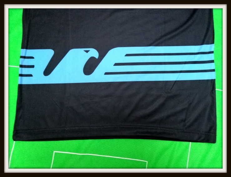 Gbagada FC, Blue Eagles, Keeper Kit