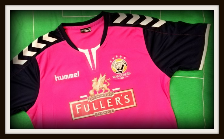 Wanderers, London's oldest club, Hummel, Fuller's