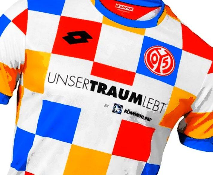 FSV Mainz 05, 2018/19, Carnival, Kit, Lotto