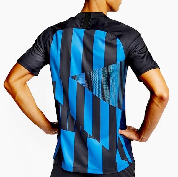 Nike, Inter Milan, Mash-up