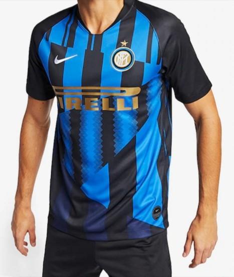 Inter Milan, Mash-Up, shirt, Nike