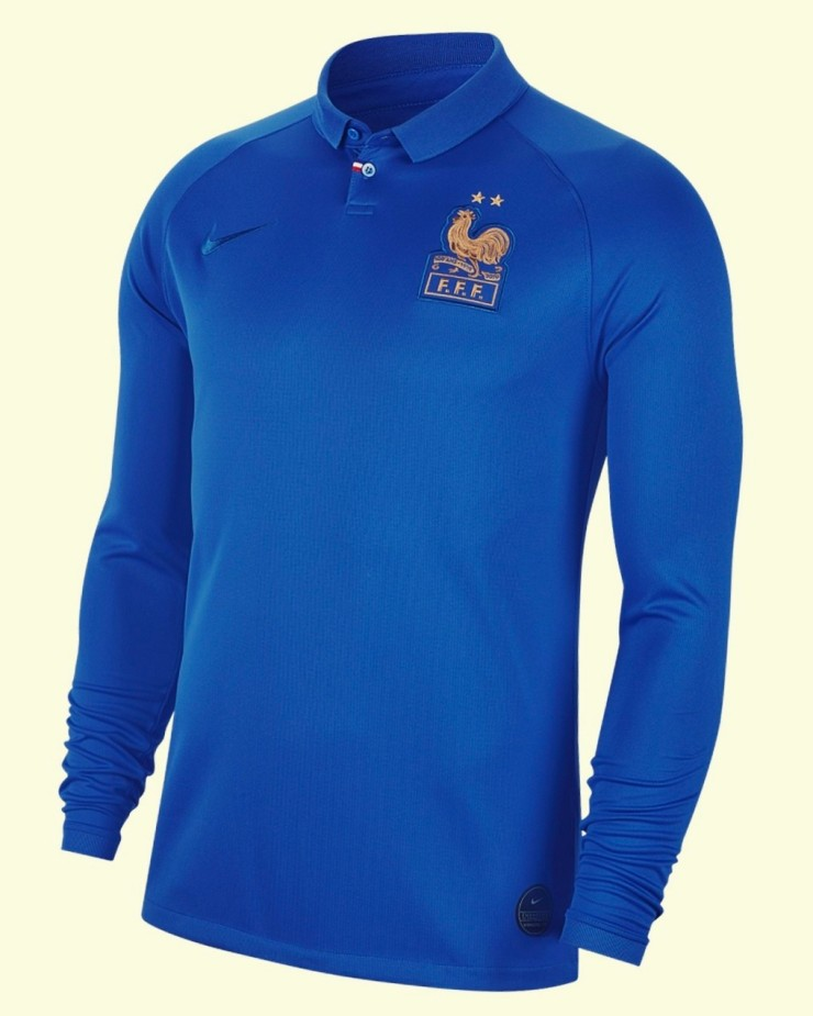 online store f08a7 ea8f7 Kit of the Week #22: French Centenary Shirts by Nike ...