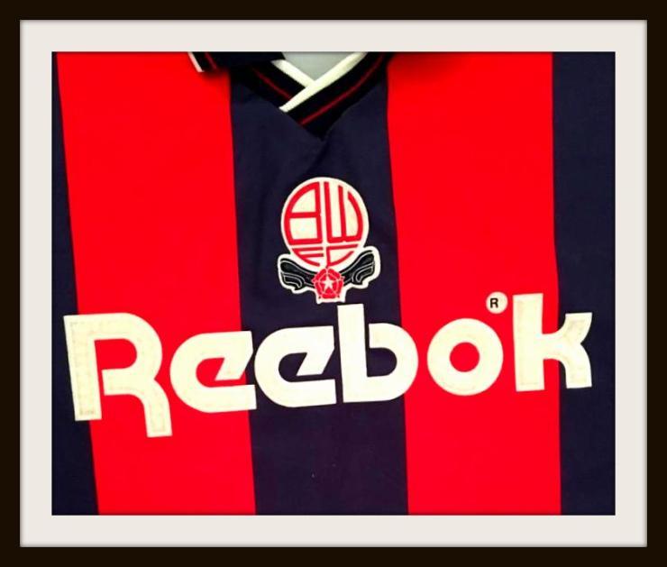 Bolton Wanderers, Reebok, Away Shirt, Classic