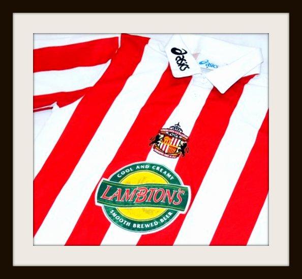 Sunderland, Lambton's, Shirt