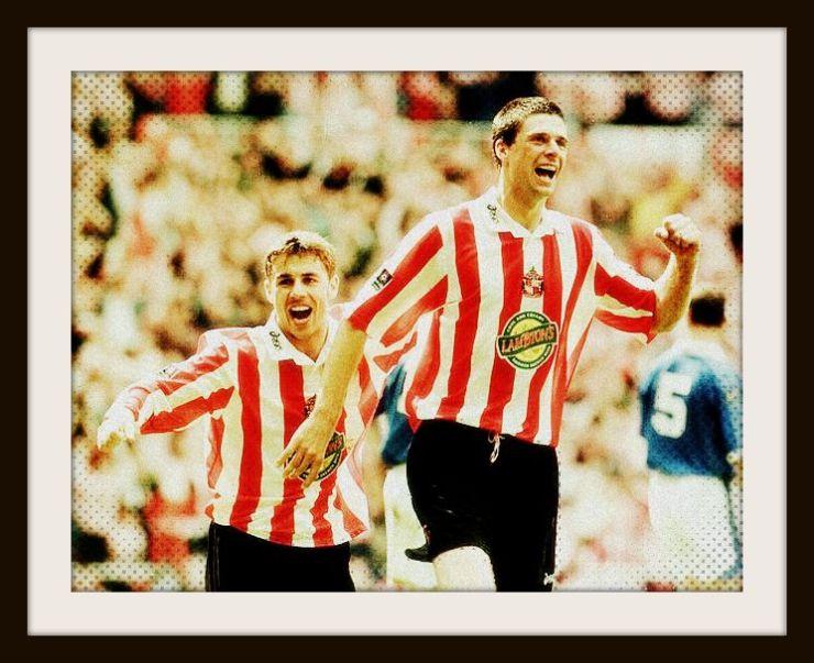Niall Quinn, Kevin Phillips, Sunderland, Lambtons
