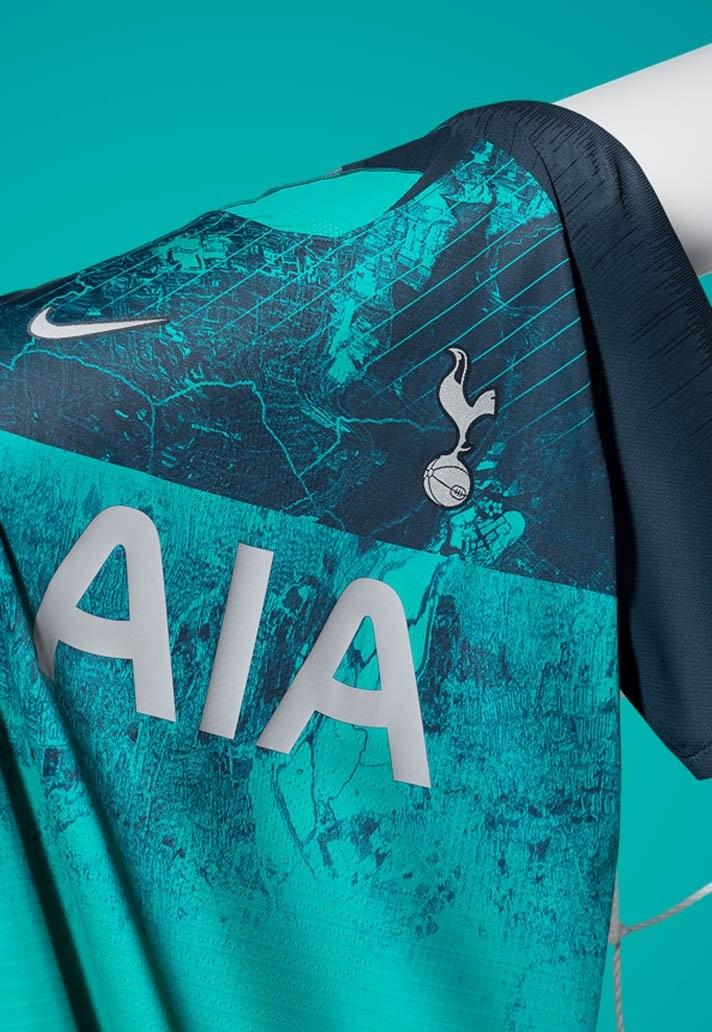 Tottenham Hotspur, Spurs, 3rd kit