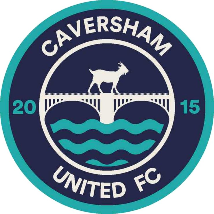 Caversham United, badge, Billy Goats