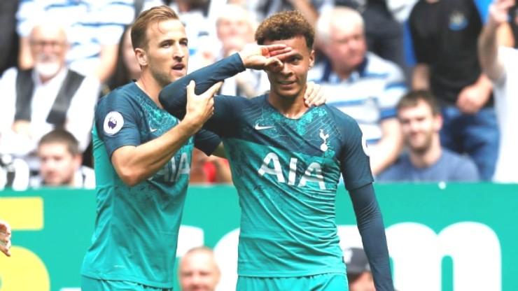 Tottenham Hotspur, 3rd Kit, 2018-19, Nike, Dele Alli