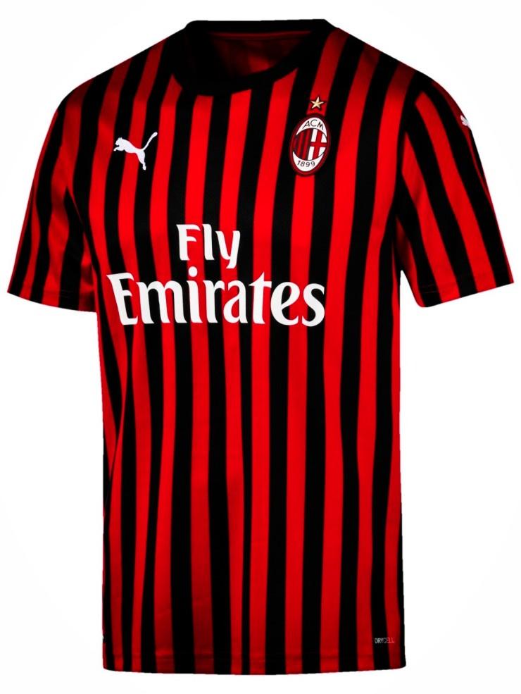 Milan, 2019-2020, Home, Puma