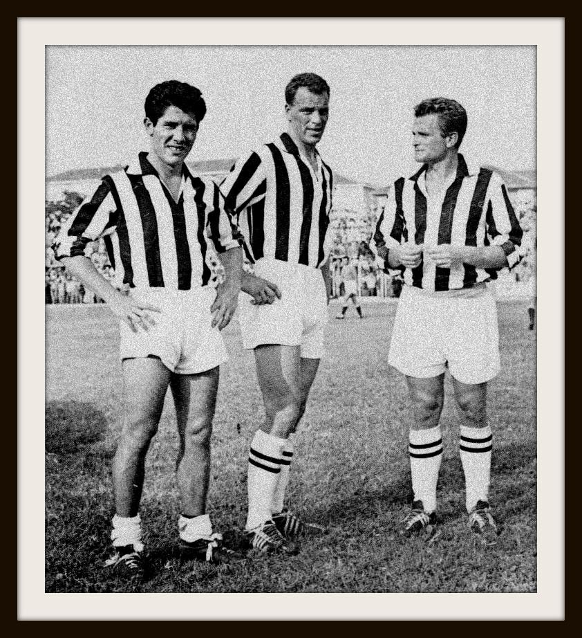 Juventus, Sivori, Charles, Boniperi