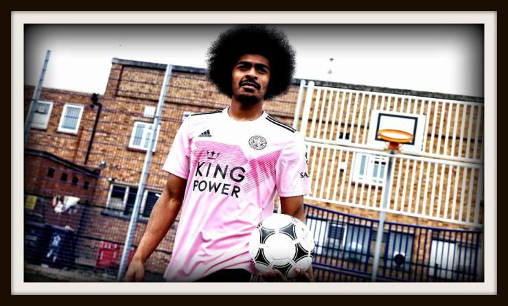 Hamza Choudhury, Leicester City, Adidas, Away Kit