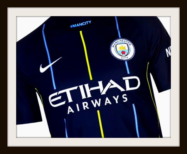 Manchester City, Premier League, Kit, Champions