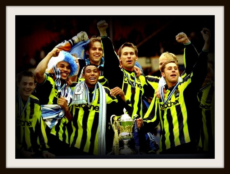 Manchester City, Wembley, 1999