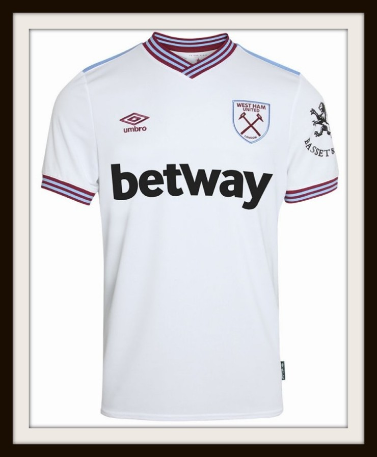 West Ham United, 2019-2020, Umbro, Away