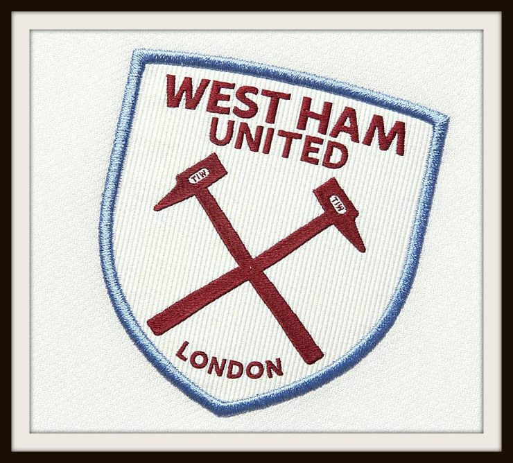 West Ham, Modern, Badge