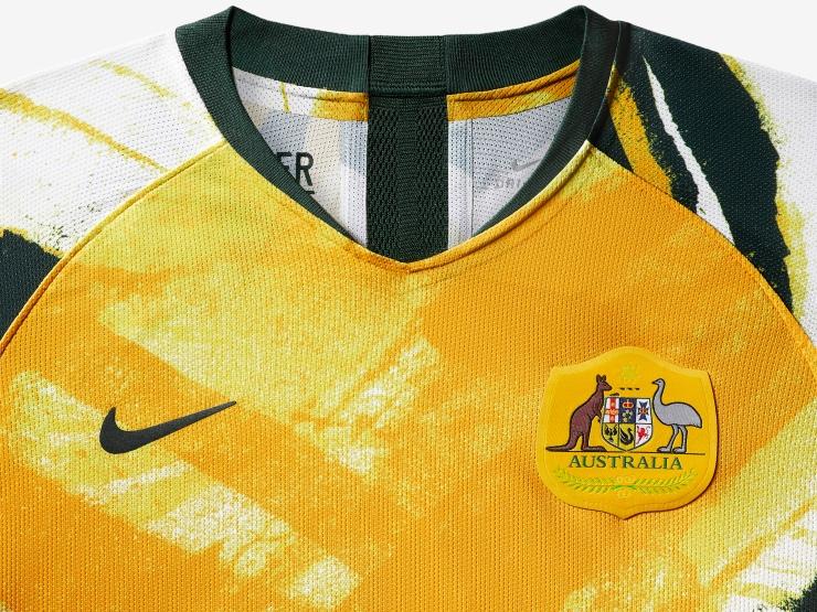 Matildas, Australia, Nike, Home