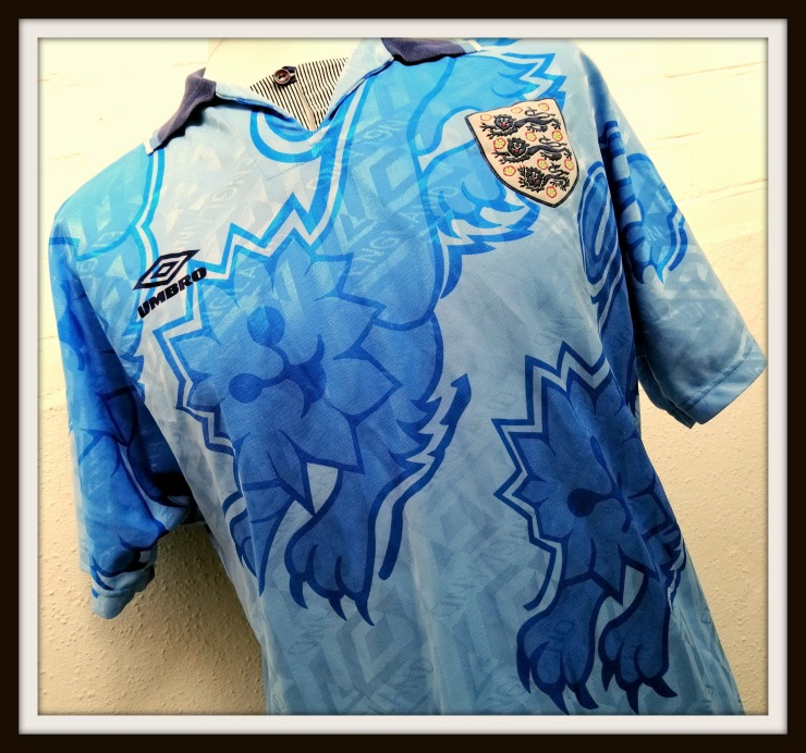 Umbro, Three Lions, England