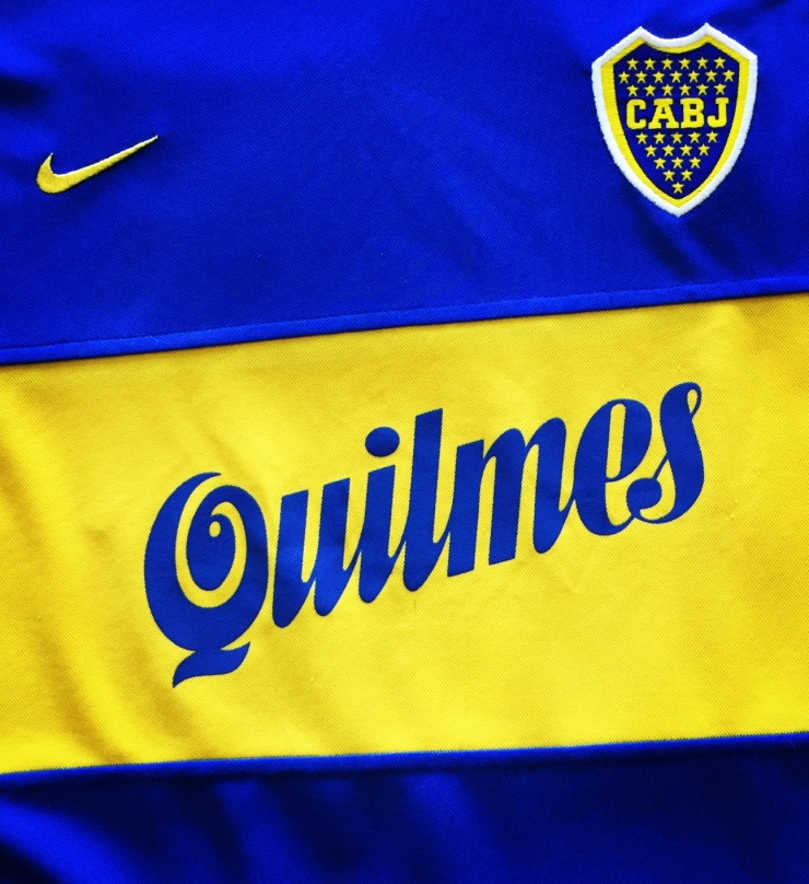 Boca Juniors, Nike, 2000, Shirt, Camiseta
