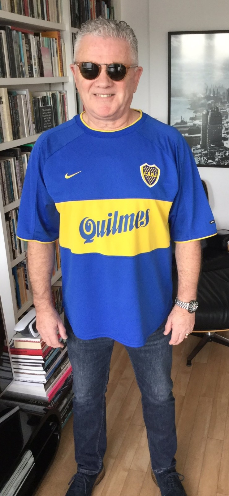 Boca Juniors, fan, nike